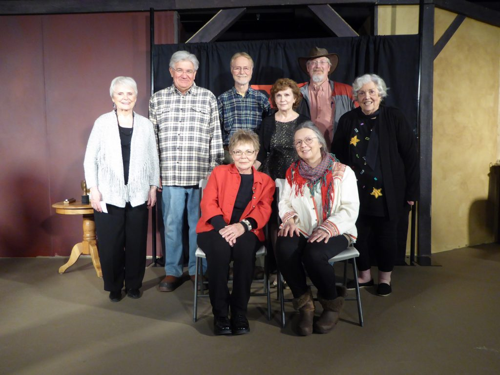The Liar's Club Night, April 1, 2016, Anchorage Community Theater